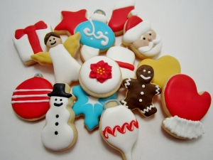 White Owl Bakery Christmas Minis (Nov 2013)