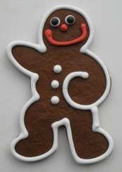 Gingerbread Guy