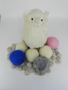 6 Mixed Dryer Balls