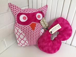 Plush Owl